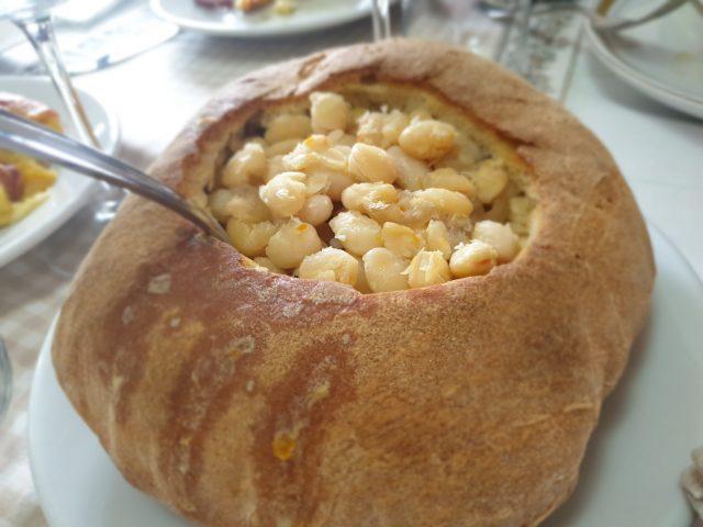zuppa di fagioli - Tenuta Mainardi