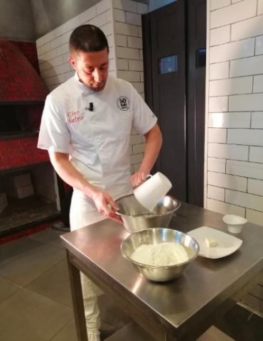 Pizza Revolution - Impasto e cottura