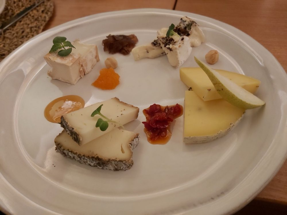 I Cacciagalli – i formaggi di Peppe Iaconelli