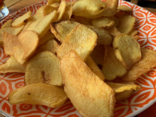 Old Bears - patatine fresche chips