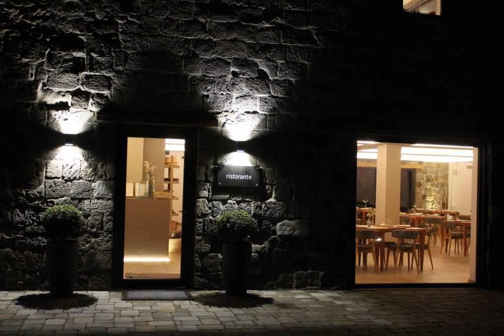 I Cacciagalli – ingresso ristorante