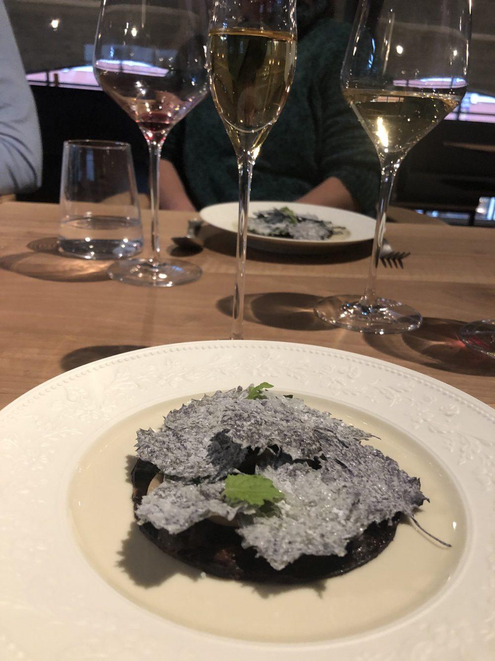Dessert Fogliame d'Autunno