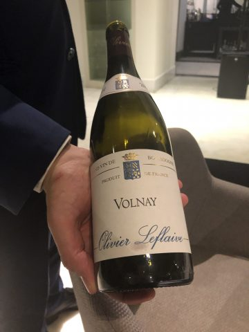 Volnay 2014 Olivier Leflaive