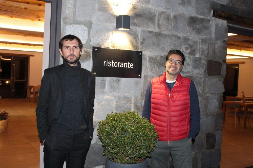 I Cacciagalli – Mario Basco e Gaetano Marco Corvino