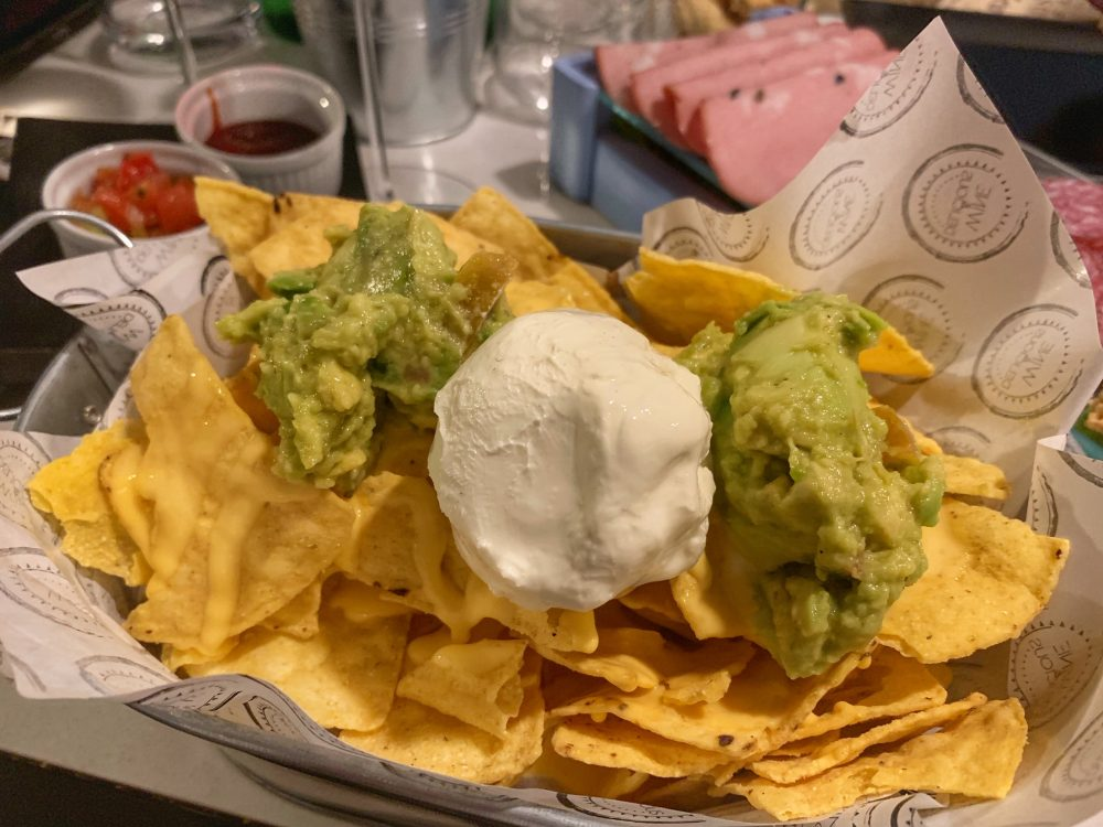 Wine & Delicious - Nachos
