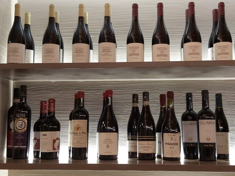 I Cacciagalli – altri vini naturali