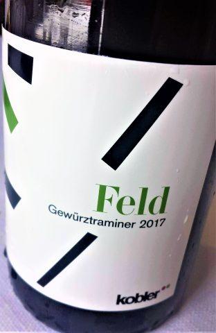 A.A. Gewurztraminer Feld 2017, A. Kobler