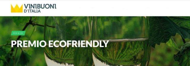 Ai territori di Biowine il Premio Ecofriendly Vinibuoni