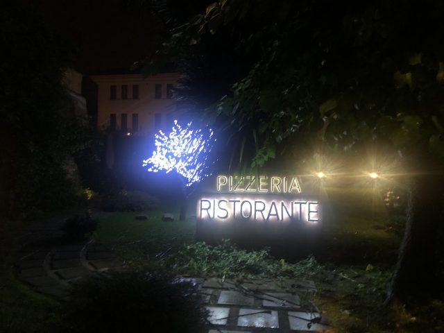 Don Giulio e Masaniello - ingresso e giardino