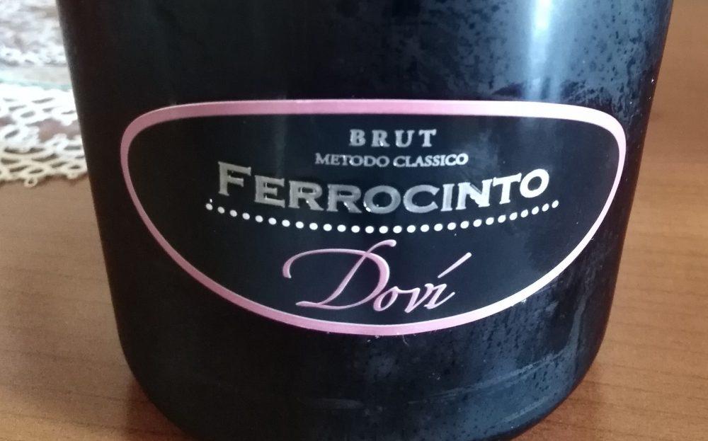 Dovi' Vino Spumante Rosato Brut 2015 Metodo Classico Ferrocinto