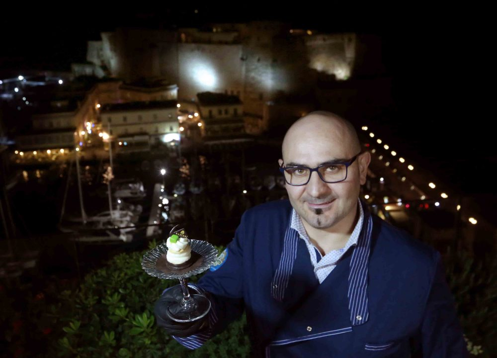 Napoli 12 Novembre 2019 I Dolci delle Feste by Mulino Caputo al Grand Hotel Vesuvio di Napoli. Copyright : Mulino Caputo / ph:Renna De Maddi