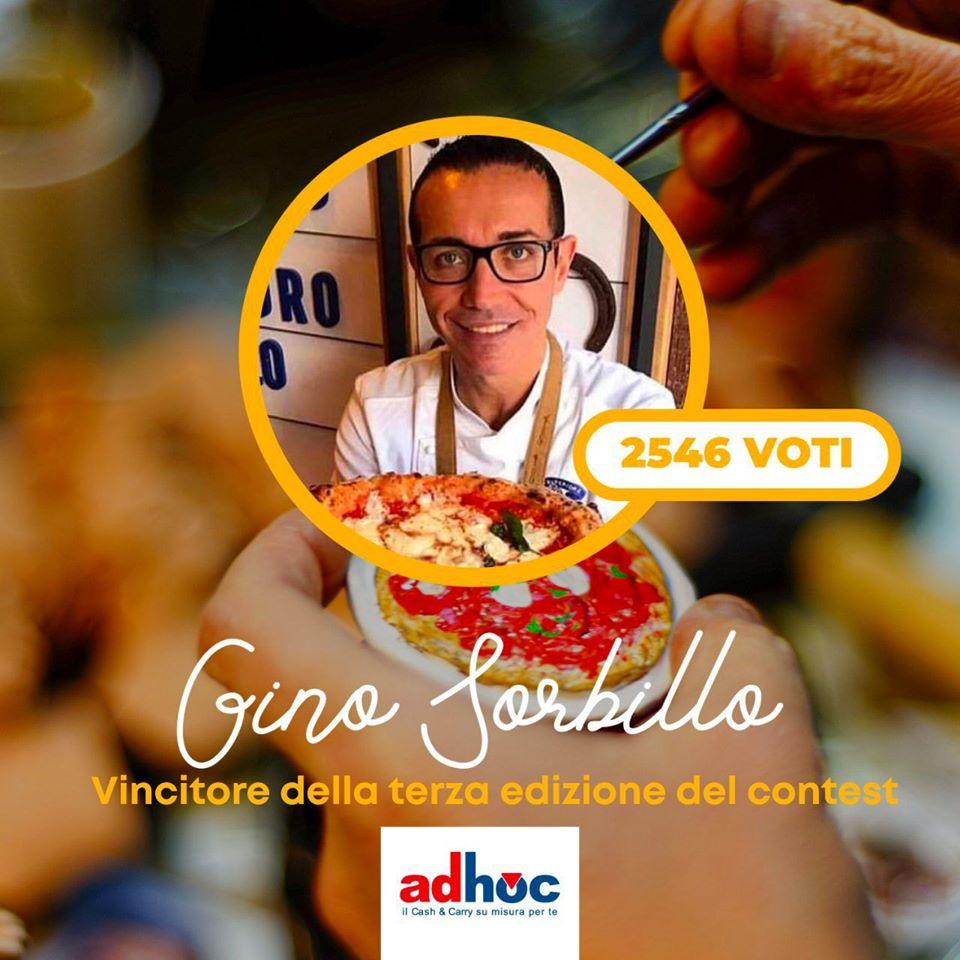 Gino Sorbillo preseppe adhoc