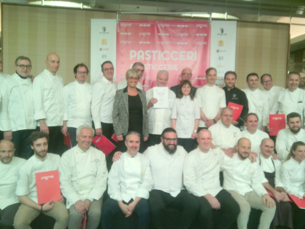 Guida Pasticceri&Pasticcerie 2020- Foto di gruppo
