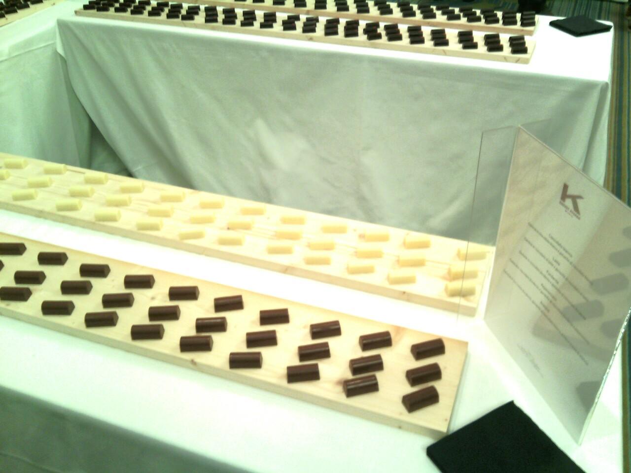 Guida Pasticceri&Pasticcerie 2020- I cioccolatini di Knam