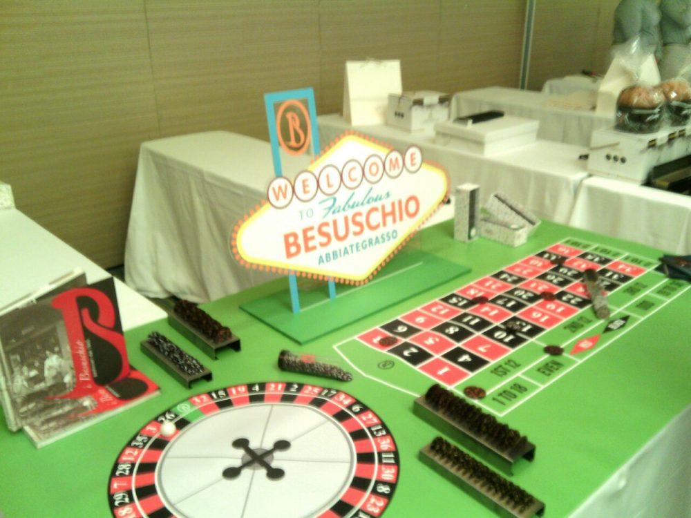 Guida Pasticceri&Pasticcerie 2020- Lo stand di Besuschio