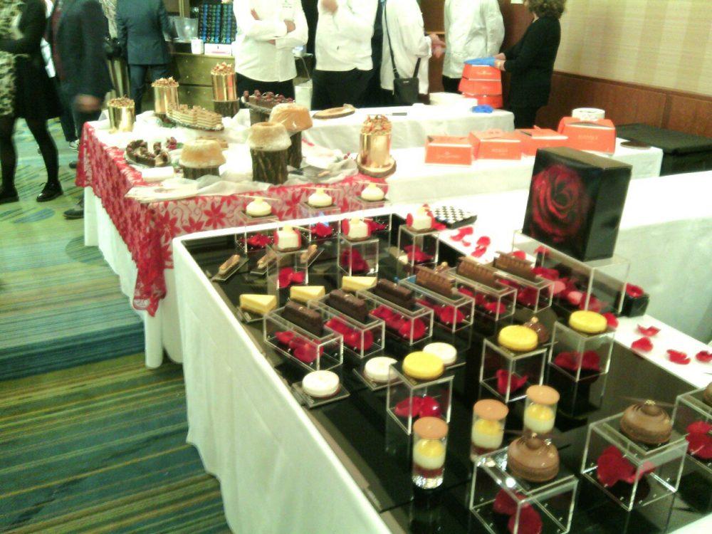 Guida Pasticceri&Pasticcerie 2020 - Il buffet di Maison Manilia
