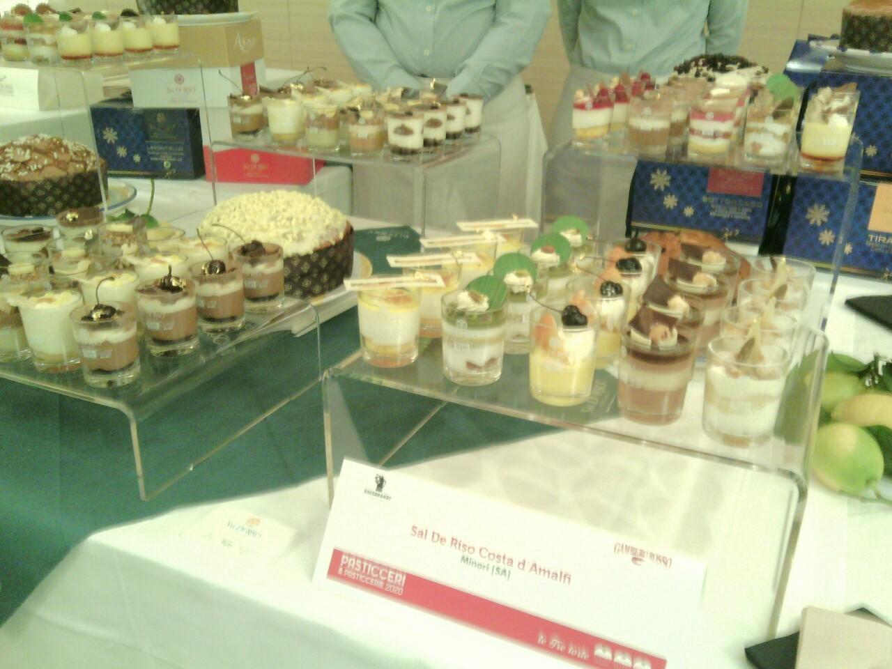 Guida Pasticceri&Pasticcerie 2020- Il buffet di Sal De Riso