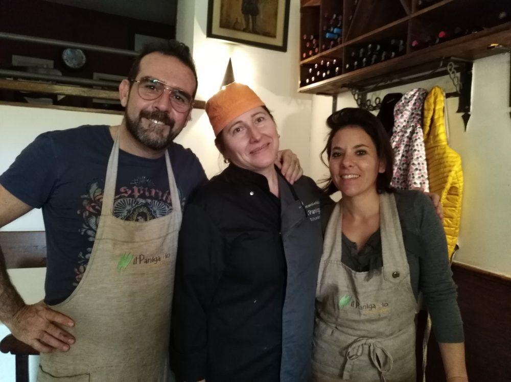 Gustavo Sparano, Kalinka Todorova e Paola Fulgione