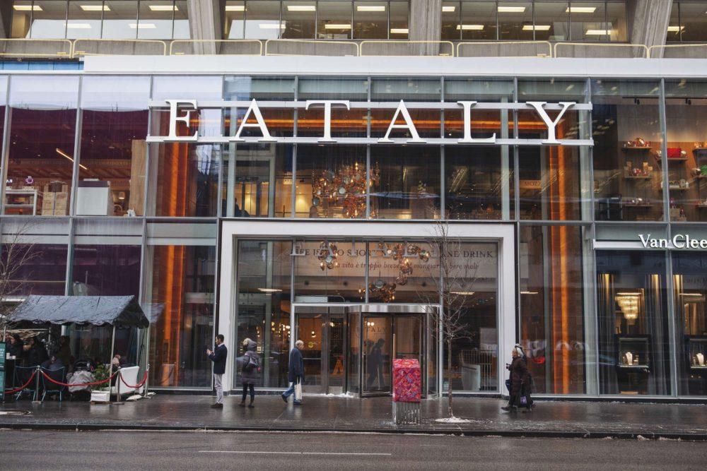 Eataly apre a Toronto al Manulife Center
