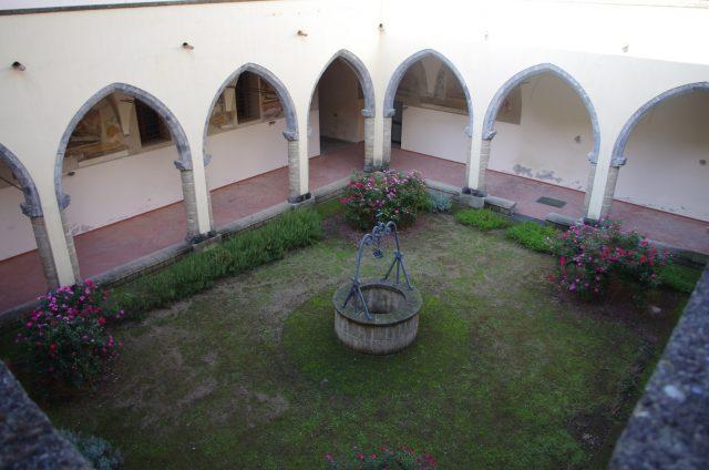 Chiostro del Complesso Monumentale di San Domenico