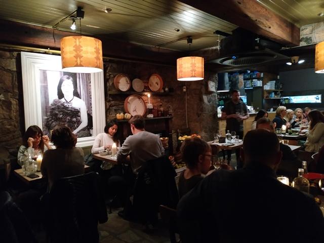 Kai Cafe'&Restaurant - la sala