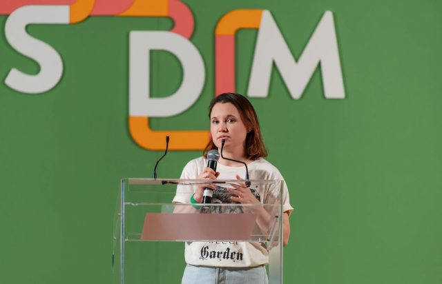 Karime Lopez a LSDM Paestum 2019