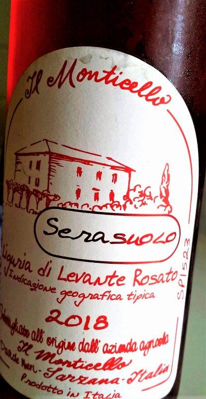 LdL Rosato Serasuolo 2018, Il Monticello
