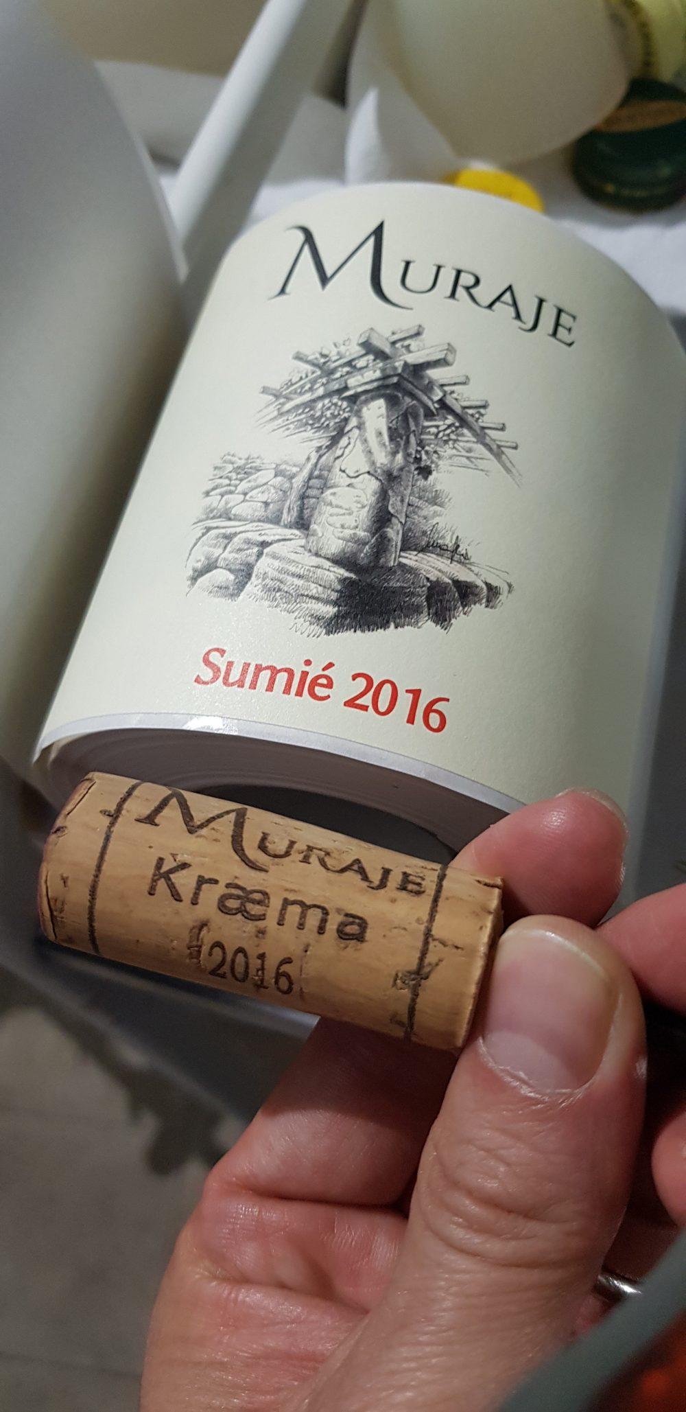 Muraje Carema - Sumie'