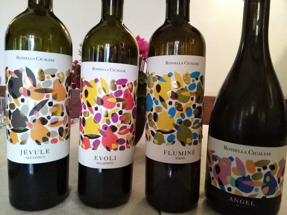 Osteria Il Panigaccio Vini in abbinamento