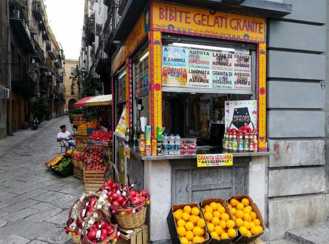 Palermo - chiostro