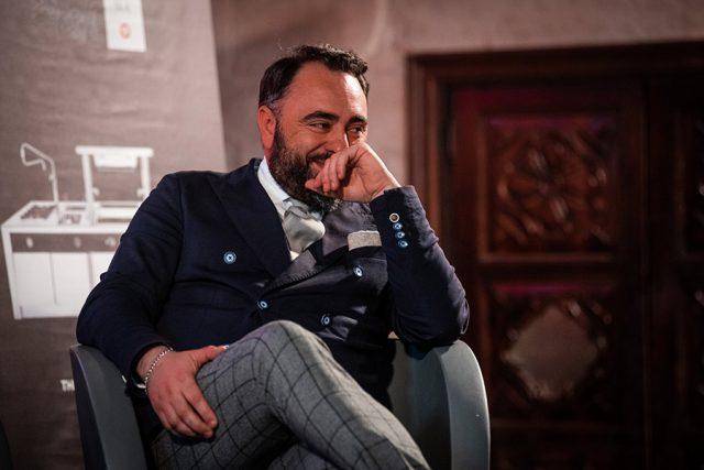 Antonello Magistà - Pashà Ristorante