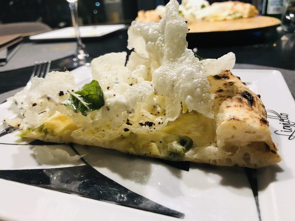 Pizzeria Da Lioniello - trancio di Ricordi d'infanzia