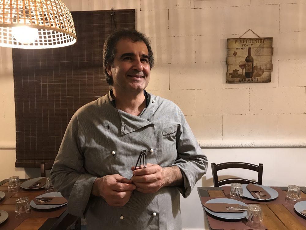 Pizzeria Il Giardino Rosso - Massimo Rossi