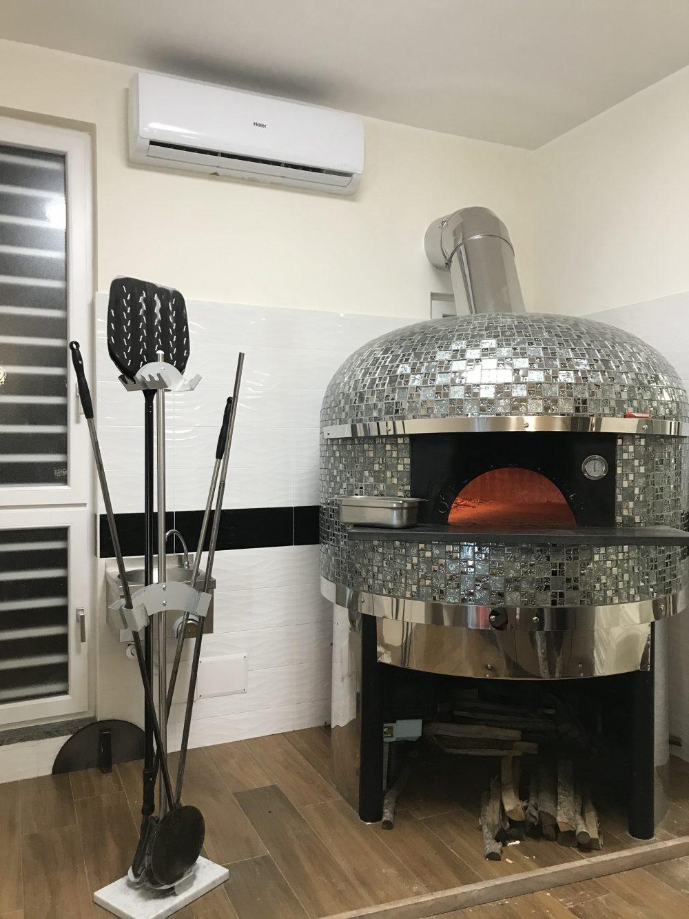 Pizzeria O' Capuzziello - Forno