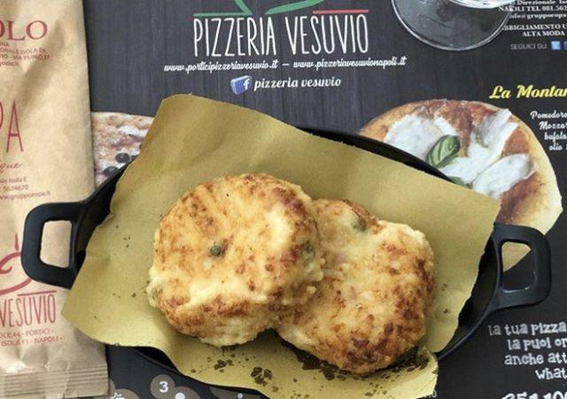 Pizzeria Vesuvio - Frittatine di pasta