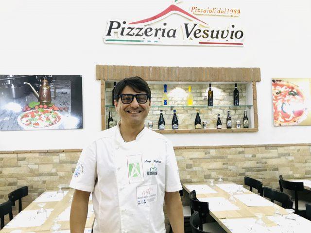 Pizzeria Vesuvio - Luigi Petrone