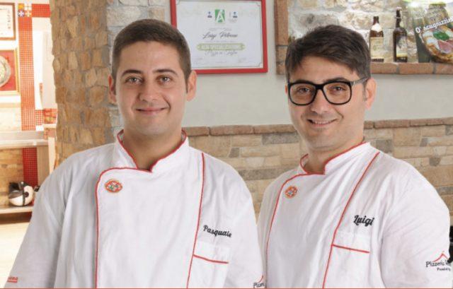 Pizzeria Vesuvio - Pasquale e Luigi Petrone