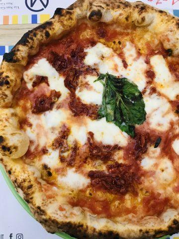 Pizzeria Vesuvio - Pizza Diavola