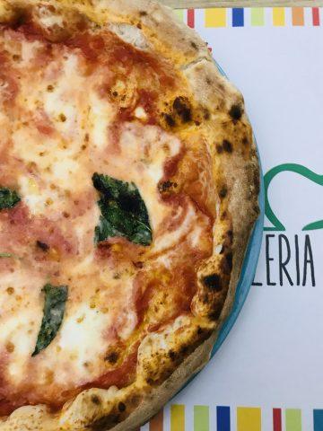Pizzeria Vesuvio - Pizza Margherita