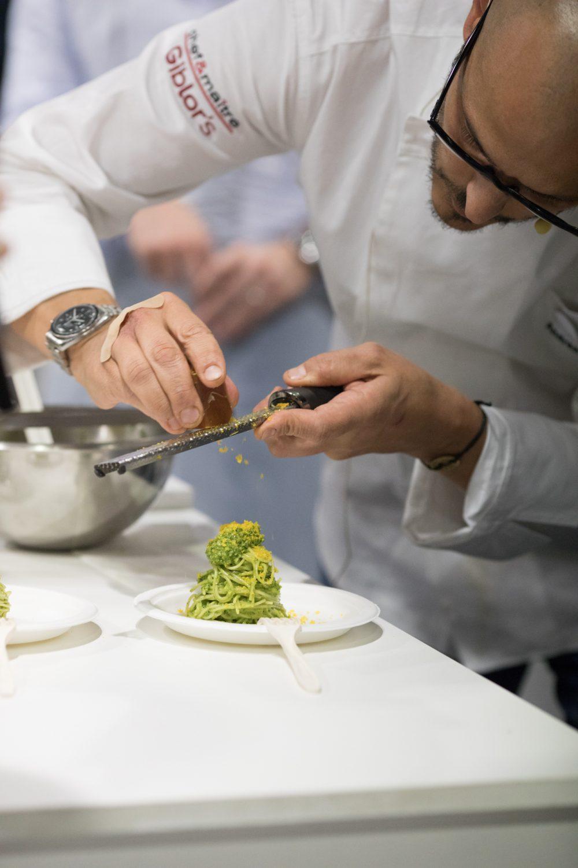 Presentazione Taste- Gli chef