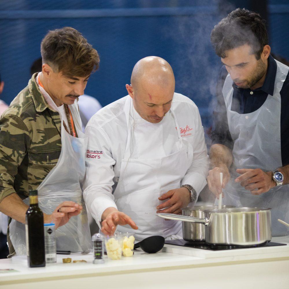 Presentazione Taste- Gli show cooking