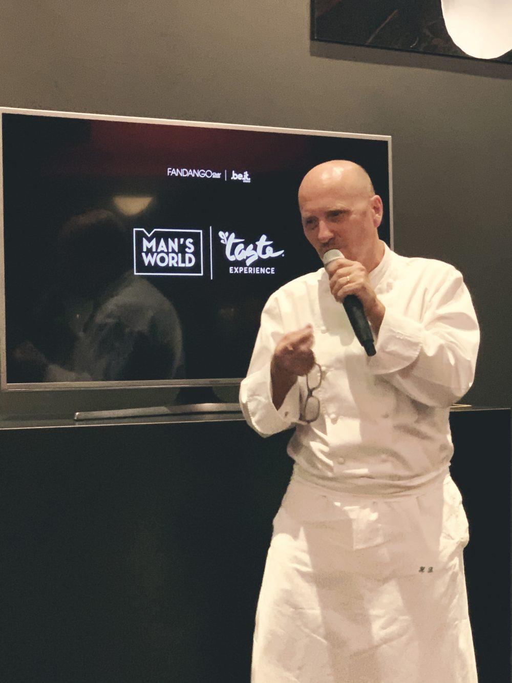 Presentazione Taste- Ritratto Credits Adriano Truscello
