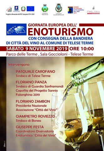 Programma - Sannio Falanghina, giornata dell'Enoturismo nella Capitale Europea del vino 2019
