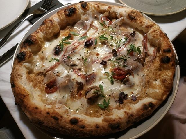 Qvinto - Porcini e Pancetta