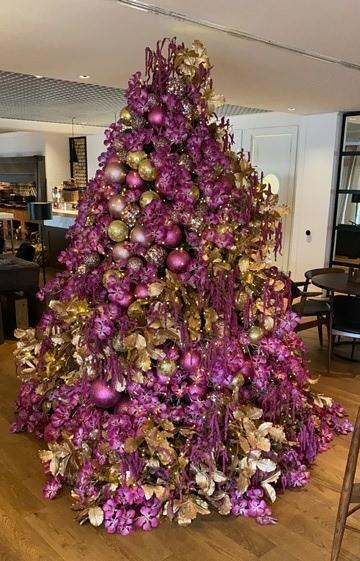 Qvinto - l'albero di Natale