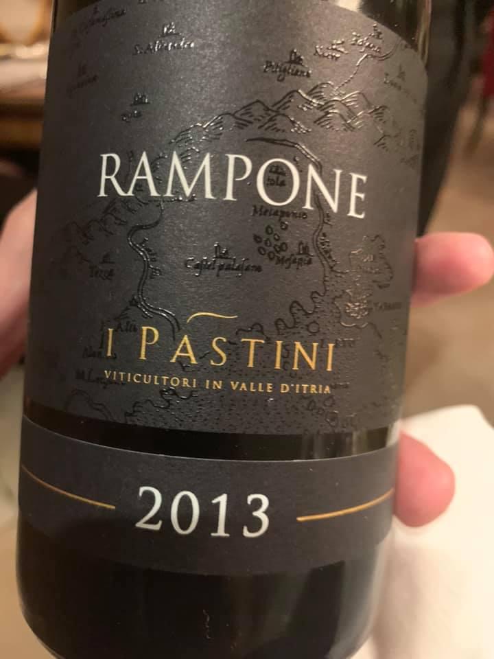 Rampone 2014 I Pastini