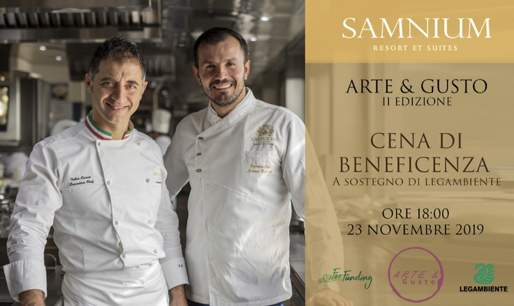 Samnium Resort Et Suites -Fabio Ciervo e Alessandro Vigliotti