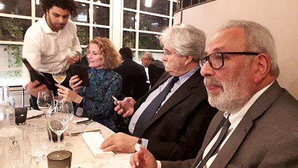 Tonino Verna, presidente consorzio Tullum