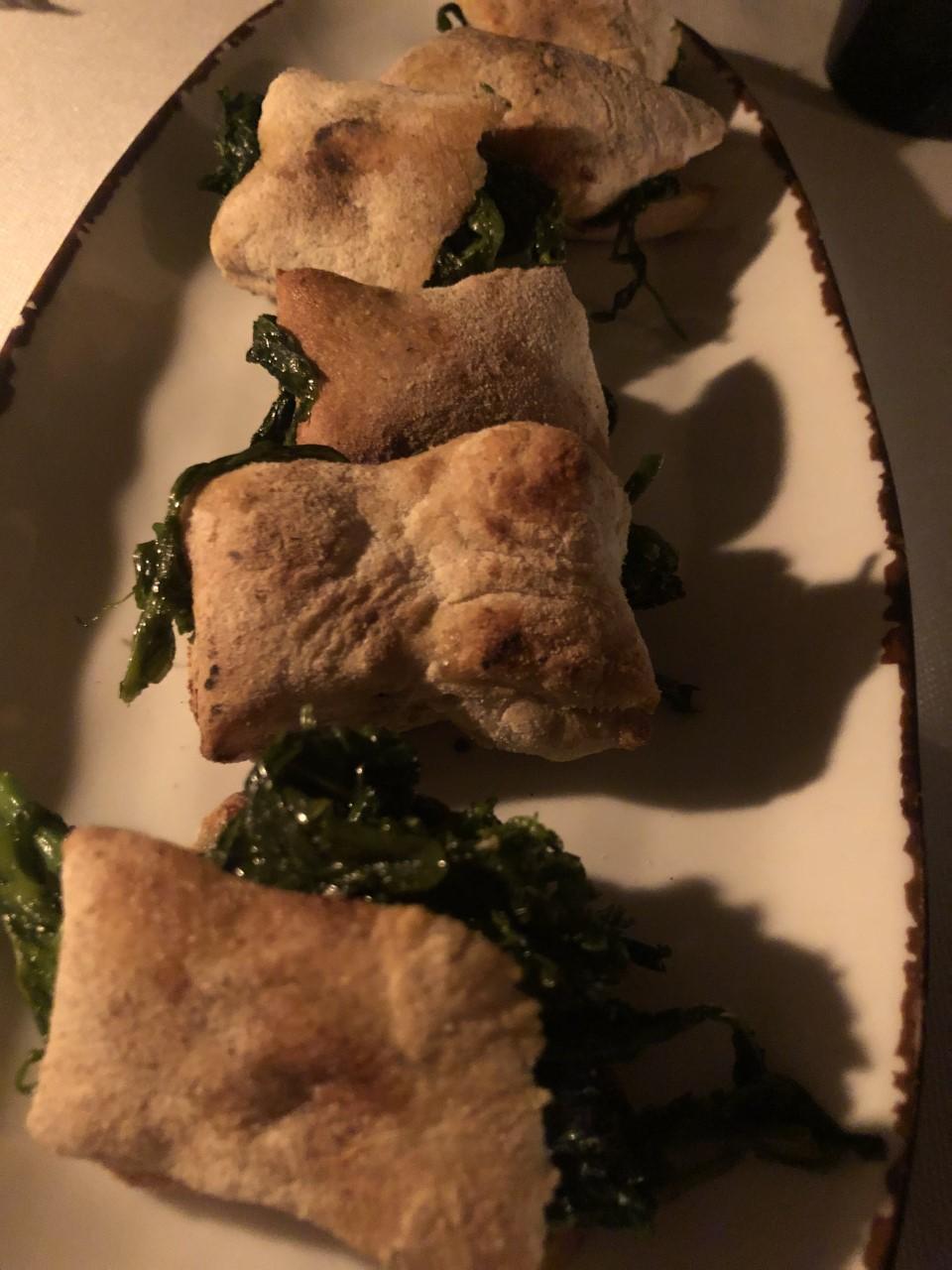 Vicorua - panini coi broccoli
