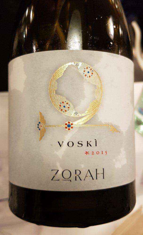 Zorah - Voski' 2017